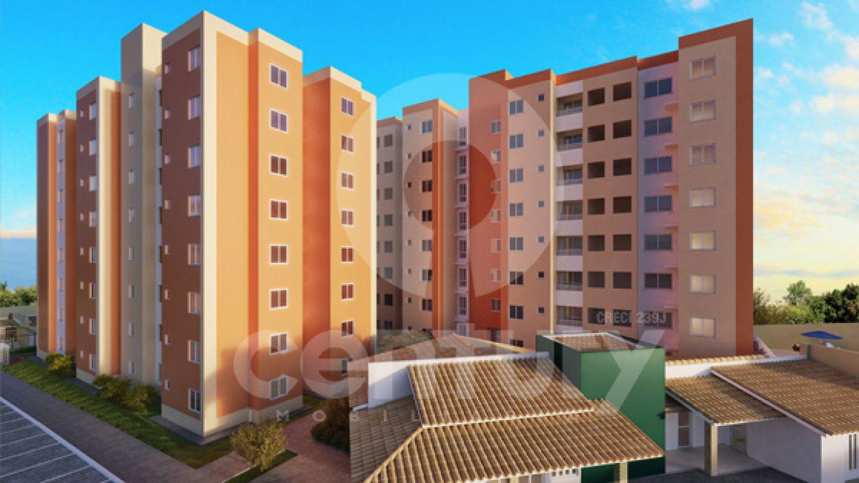 Doce Vida Girassóis Apartamento 2 ou 3 Quartos à Venda em São Cristóvão/SE