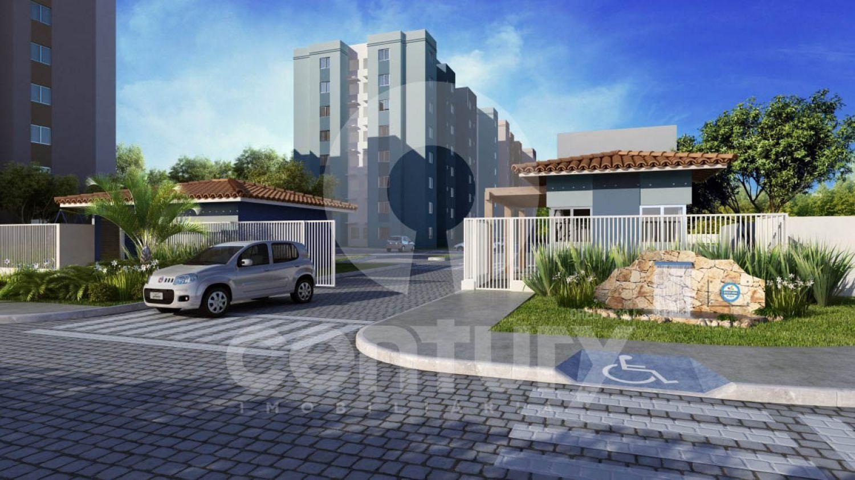 Doce Vida Acqua Apartamento 2 Quartos à Venda em São Cristóvão/SE