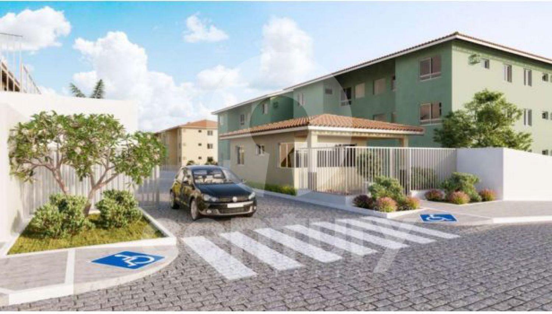 Belo Jardim Apartamento 2 Quartos à Venda no bairro Conjunto Jardim em Nossa Senhora do Socorro/SE