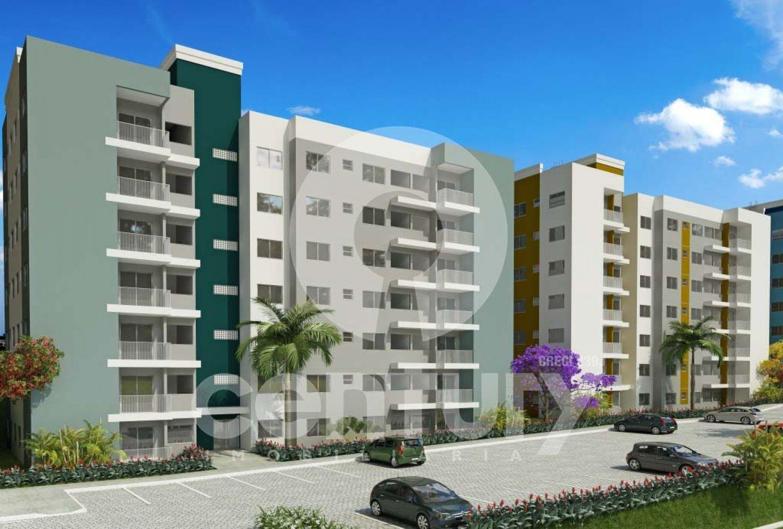 Doce Vida Bosque Apartamento 2 ou 3 Quartos à Venda em São Cristóvão/SE