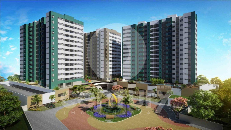 Le Vert Boulevard Apartamento 2 ou 3 Quartos à Venda no bairro Conjunto Augusto Franco em Aracaju/SE