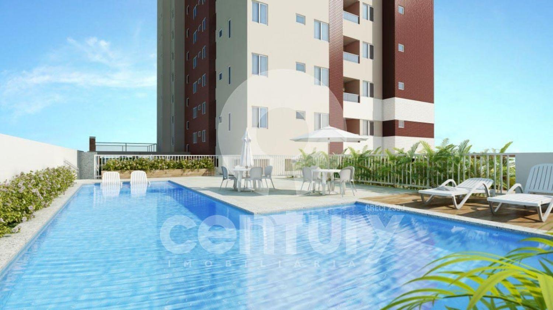 Prestige Residence Apartamento 2 ou 3 Quartos à Venda no bairro Jabutiana em Aracaju/SE