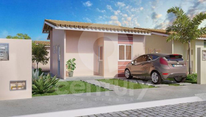 Reserva das Mangueiras Mais Viver Apartamento 2 Quartos à Venda em Alagoinhas/BA