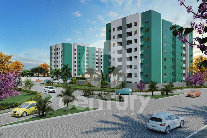 Green Village Apartamento 1, 2 e 3  Quartos à Venda em Barra dos Coqueiros/SE