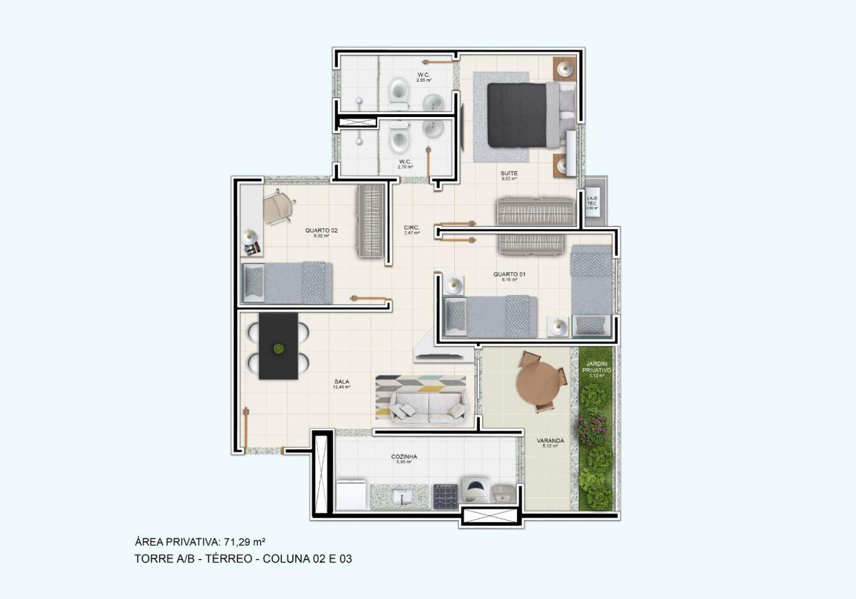 Barra Prime Residence