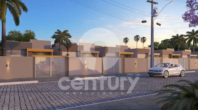 Reserva dos Eucaliptos Apartamento 2 Quartos à Venda no bairro Queiroz em Lagarto/SE
