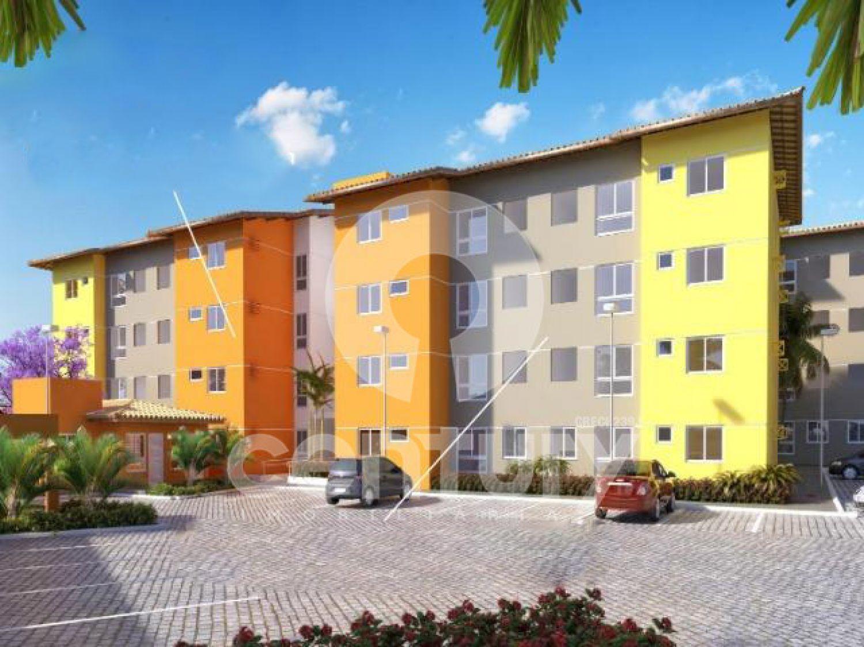 Residencial Parque São José Apartamento 2 Quartos à Venda em Nossa Senhora do Socorro