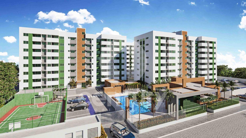 Aruana Praia Residence Apartamento 2 Quartos à Venda
