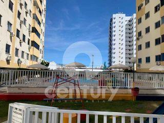 Apartamento à venda no condomínio Flamboyant