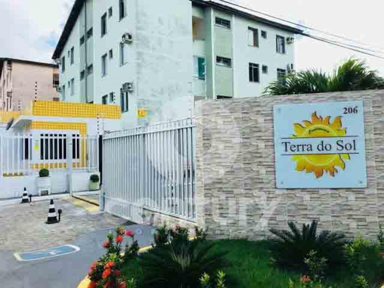 Apartamento para alugar no condomínio Terra do Sol