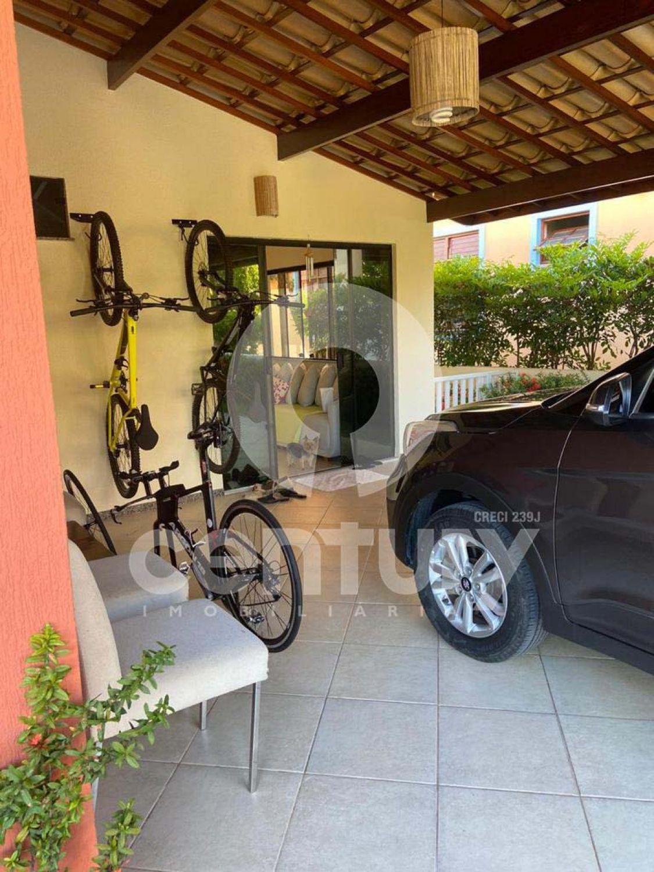 Casa à venda no condomínio Melício Machado