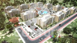 Apartamento à venda no Brisas Vida Bela Condomínio Clube