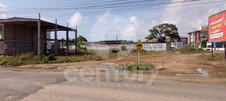 Terreno de esquina à venda na Barra dos Coqueiros